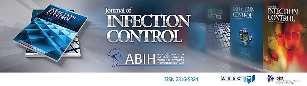 Um periódico da Associação Brasileira de Profissionais em Controle de Infecções e Epidemiologia Hospitalar.